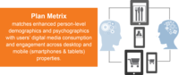 comScore Plan Metrix, Now with Mobile Data!
