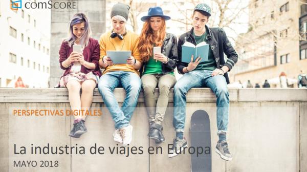 La industria de viajes en Europa