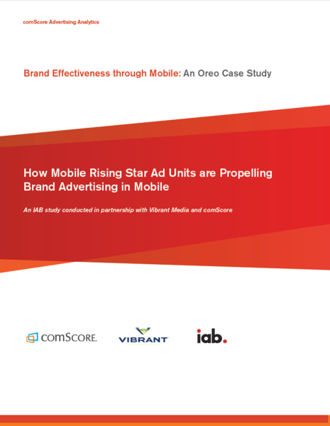 Brand Effectiveness through Mobile: An Oreo Case Study