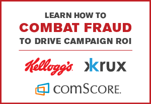 Combating Fraud to Drive ROI A Kellogg and Krux Case Study