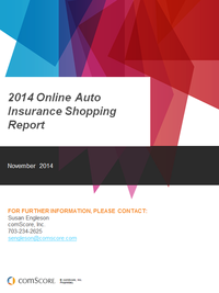 Auto Insurance Shopping Report