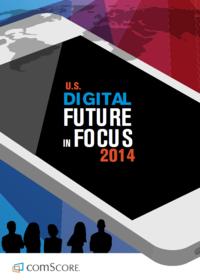 2014 US Digital Future in Focus