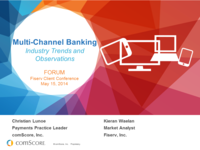 Digital Banking Industry Trends and Observations