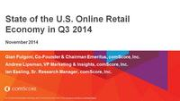 State of the U.S. Online Retail Economy in Q3 2014