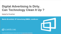 Digital Advertising Is Dirty Can Technology Clean It Up