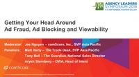 Getting Your Head Around Ad Fraud Ad Blocking and Viewability
