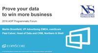 Prove your data to win more business