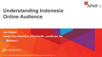 Understanding Indonesia Online Audience