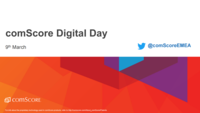 comScore Digital Day