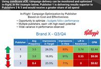 Monitoring and optimizing campaign delivery in-flight