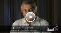 Gian Fulgoni talks about the Eighty Percent Global Share with vCE