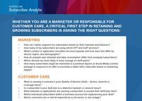 Mobile Operators Questions Guide